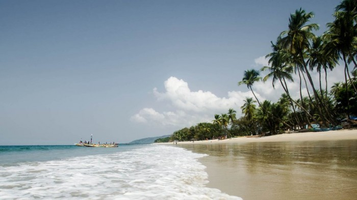 Pepel, Sierra Leone