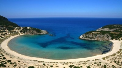 Sani Beach, Greece