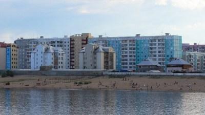 Mys Kamennyy, Russia