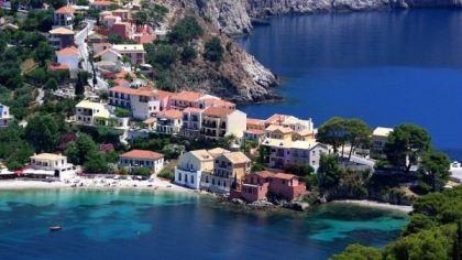 Kefalonia, Grecja