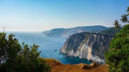 Закинф, Греция