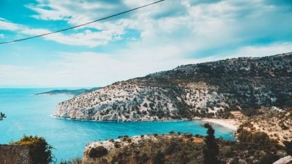 Thassos, Grecja