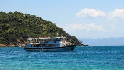 остров Скиатос, Греция
