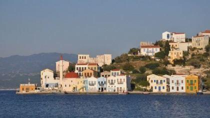 wyspa Kastelorizo, Grecja