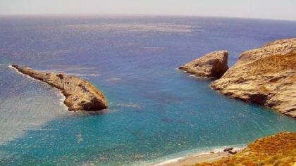 Wyspa Folegandros, Grecja