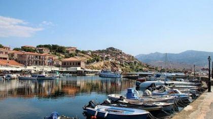 wyspa Lesbos, Grecja