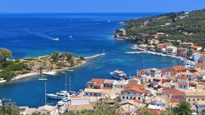 остров Пакси, Греция
