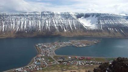 Исафьордюр, Исландия