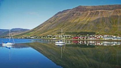 саsafjörður, Islandia