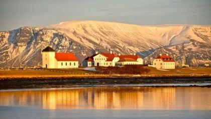 Алфтанес, Исландия