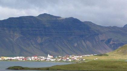 Сандгерди, Исландия