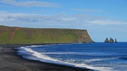 poludnie, Islandia