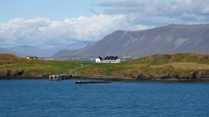 Region stoleczny, Islandia