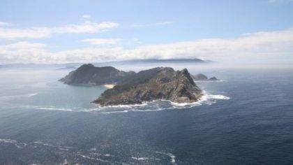 острова Сиес, Испания
