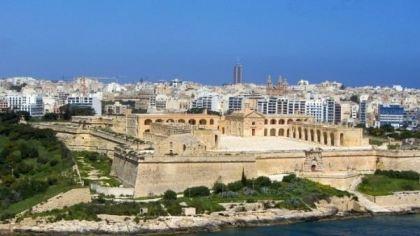Wyspa Manoel, Malta