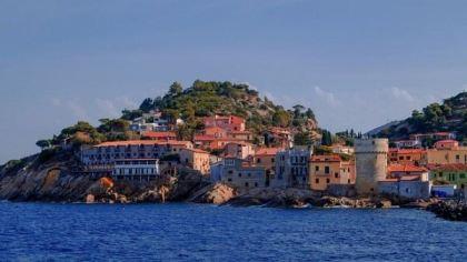остров Эльба, Италия