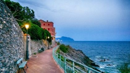 Liguria, Włochy