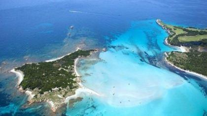 остров Пальмарола, Италия