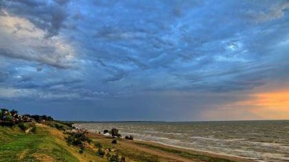 Азовское побережье, Крым
