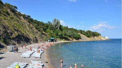 Алупка, Крым