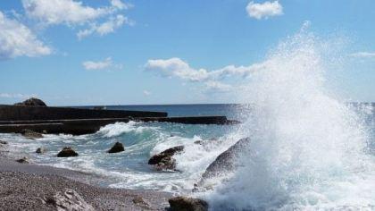Прибрежный, Крым