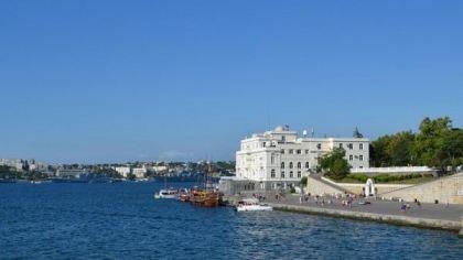 Графская пристань Севастополя, Крым