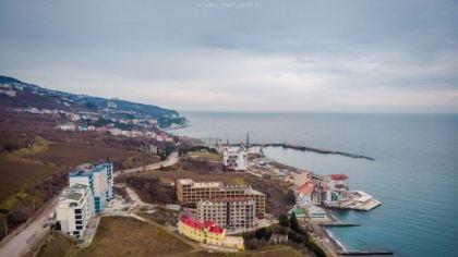 Грузовой порт Ялты, Крым