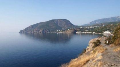Мыс Аю-Даг (Медведь-гора), Крым