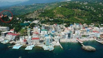 Утес, Крым