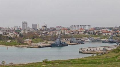 Карантинная бухта Севастополя, Крым