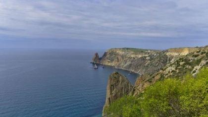 Фиолент, Крым