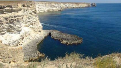 Большой Атлеш, Крым