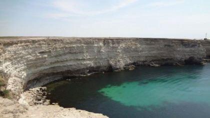 Каркинитский залив, Крым