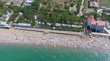 Николаевка, Крым