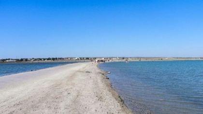 Озеро Джарылгач, Крым