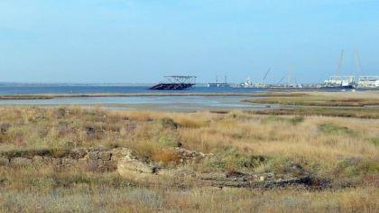 Озеро Панское, Крым