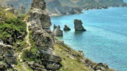 Тарханкут, Крым