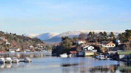 Страуме, Норвегия