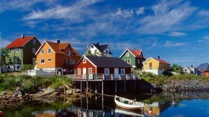 Кристиансанн, Норвегия