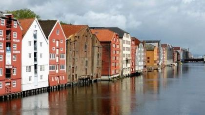 Трондхейм, Норвегия