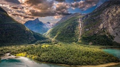 Согн-ог-Фьюране, Норвегия