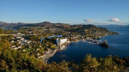 Тау, Норвегия