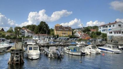 Дрёбак, Норвегия