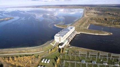 Zbiornik Rybinsk, Rosja