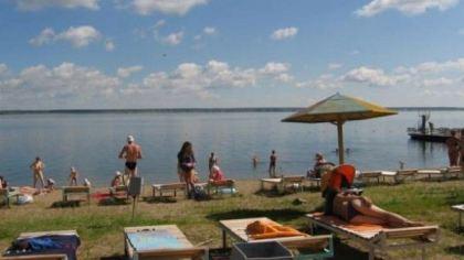 Озеро Калды, Россия