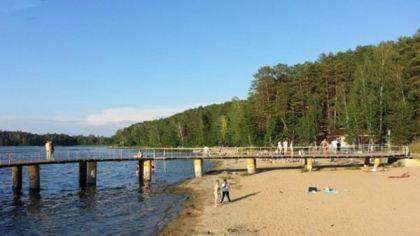 Озеро Кисегач, Россия