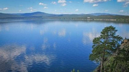 Озеро Тургояк, Россия