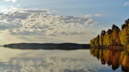 Озеро Чебаркуль, Россия