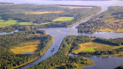 Иваньковское водохранилище, Россия