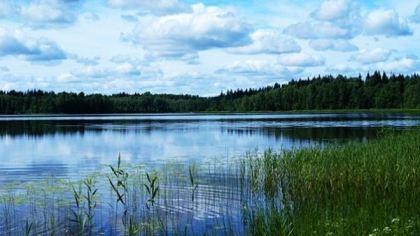 Озеро Сабро, Россия